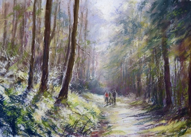 A Walk in the Woods, £295