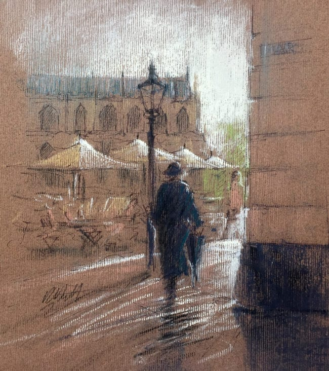 After the Rain, Exeter, SOLD