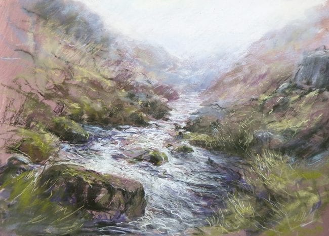 A Good Place to Cross, £395