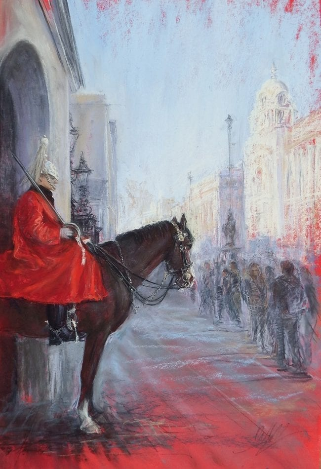 On Guard, £695