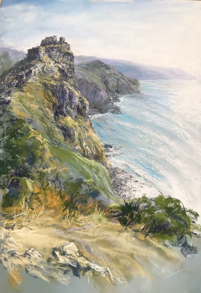 Valley of the Rocks, SOLD