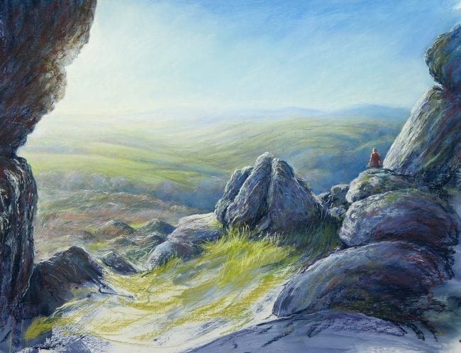 A Clear Morning, £995