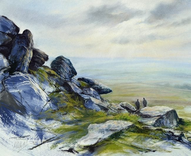 A Walk on the Tor, £595