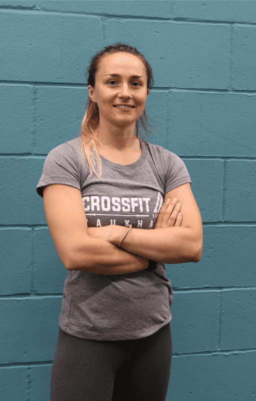 London Crossfit instructor Saskia